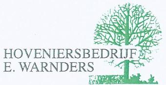 Warnders Boomverzorging, tuinaanleg en tuinonderhoud